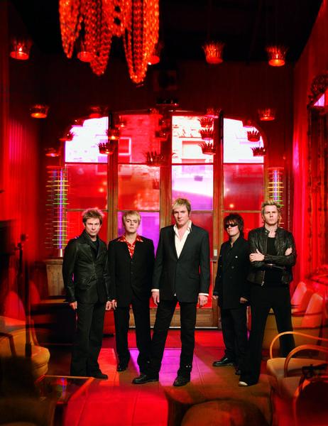 Duran Duran - portrait