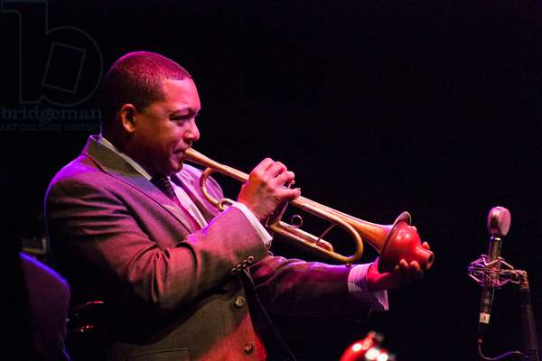 Wynton Marsalis, Paris, January 2012