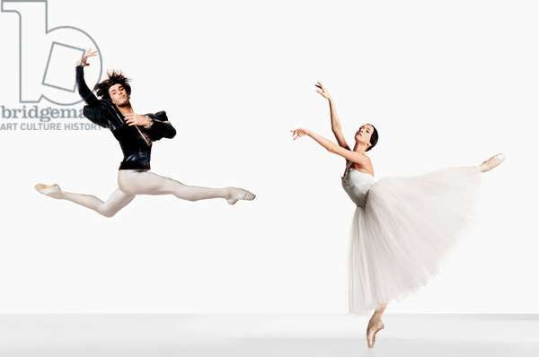 Composite shot for Bolshoi