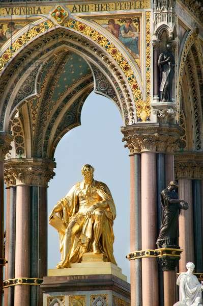 The Albert Memorial -