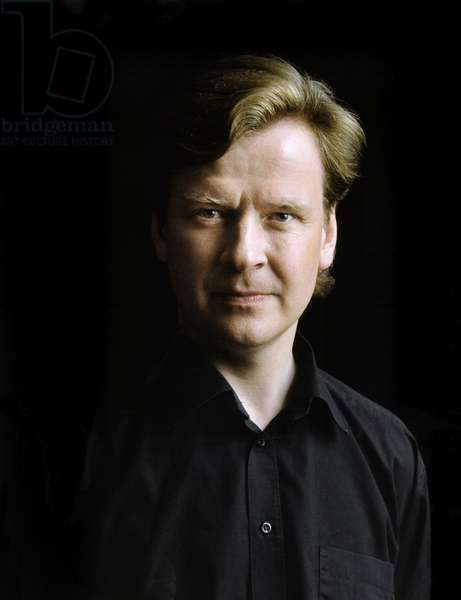 Magnus Lindberg portrait Finnish