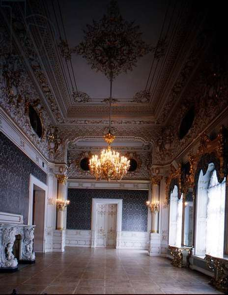 The Blue Drawing Room, designed by Bernard Simon (1816-1900) (photo)