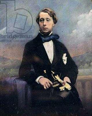 Portrait of George Dolland, 1853 (daguerreotype)