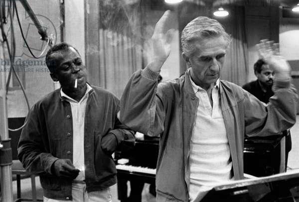 Miles Davis and Gil