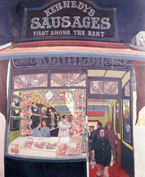 Kennedy's Sausages