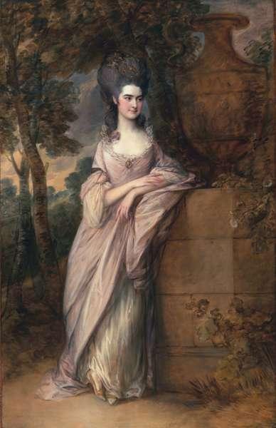 Henrietta Read, later Henrietta Meares, c.1777 (oil on canvas)