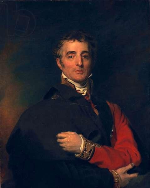 Arthur Wellesley, Duke of Wellington (oil on canvas)
