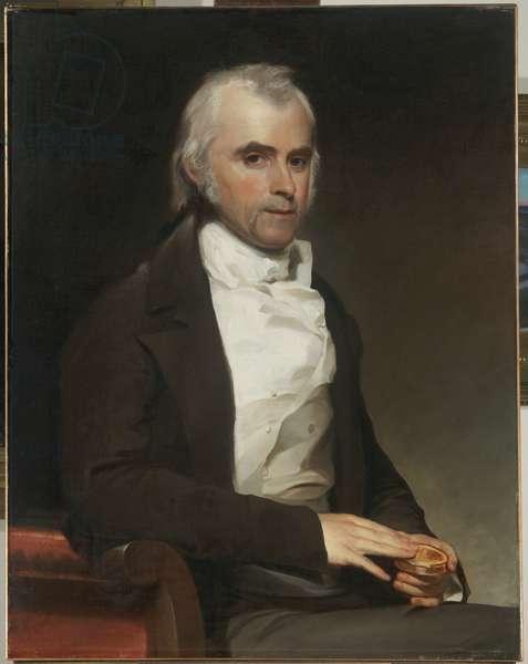 Paul Beck, Jr., 1813 (oil on canvas)