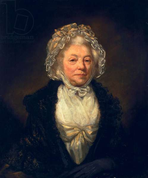 Anne King, 1789 (oil on canvas)