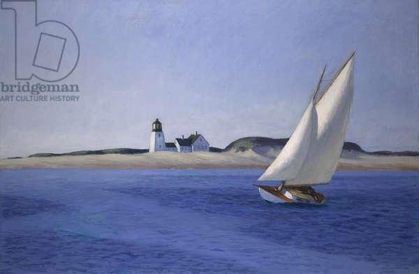 The Long Leg, c.1930 (oil on canvas)