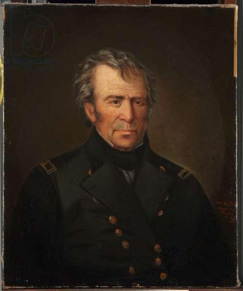 Zachary Taylor, 1847 (oil on canvas)