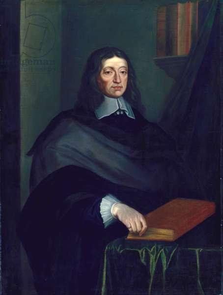 John Milton (oil on canvas)