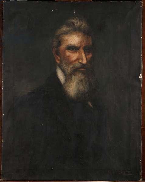 John Brown (oil on canvas) c. 1910