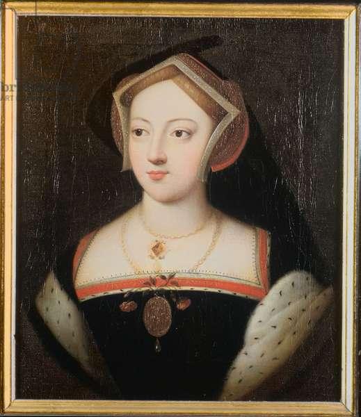 Portrait of Mary Boleyn (oil on canvas)