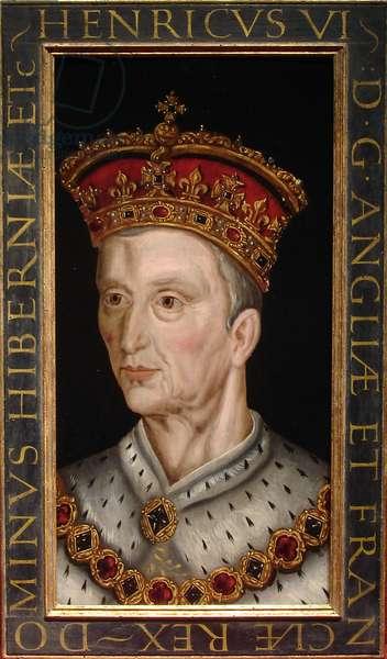 Henry VI, c.1610 - 1618 (oil on oak panel)