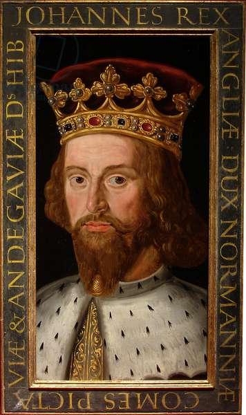 John I, c.1610 - 1618 (oil on oak panel)