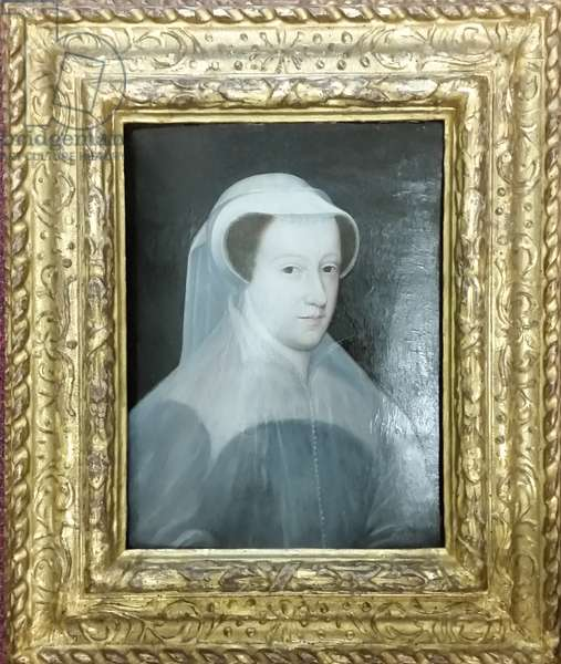 Mary, Queen of Scots, c.1560 (oil on oak panel)
