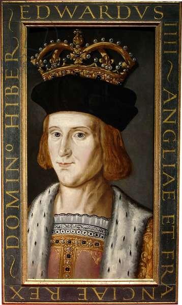 Edward IV, c.1610 - 1618 (oil on oak panel)