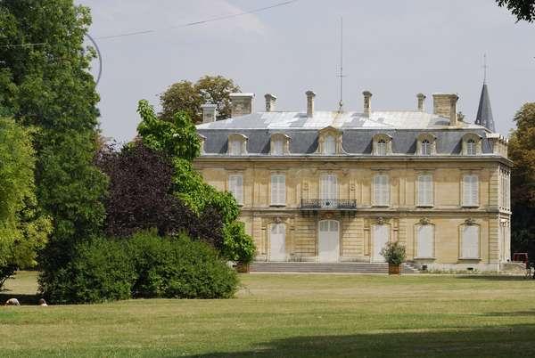 La Malmaison/Chateau de Bois Preau/Residence of Napoleon and Josephine de Beauharnais/Rueil Malmaison/Hauts de Seine/France