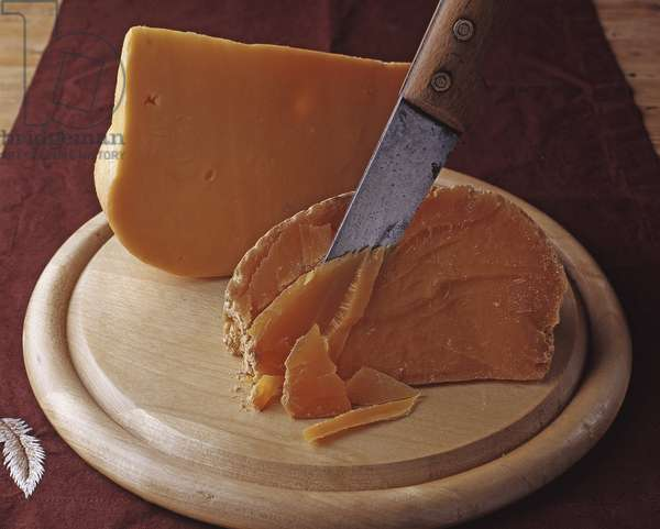 Cheese/Mimolette