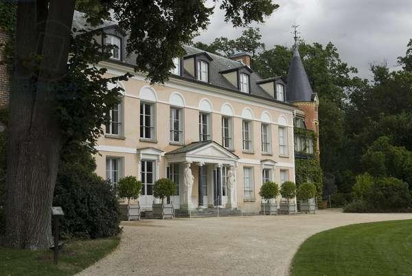 Maison de Chateaubriand/La Vallee aux Loups/Chatenay Malabry/Hauts de Seine/France