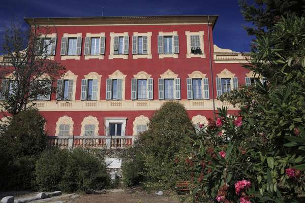 House of Henry Matisse/Nice/Maritime Alps/Provence Alpes Cote d'Azur/France