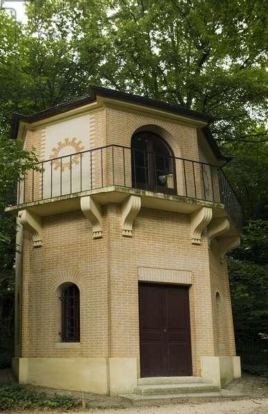 Maison de Chateaubriand/Tour Velleda/La Vallee aux Loups/Chatenay Malabry/Hauts de Seine/France