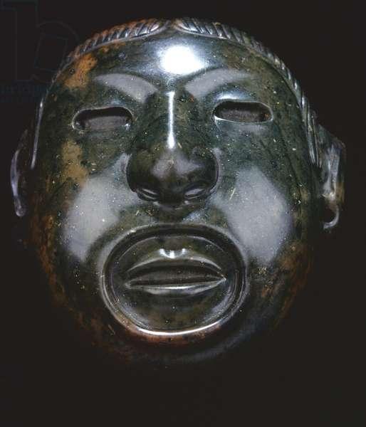 Aztec Mask/Oaxaca/Mexico