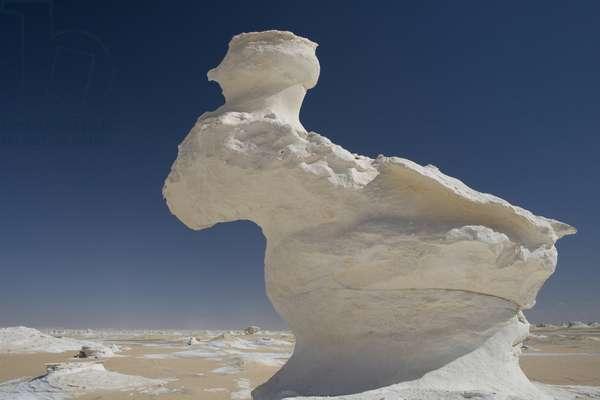 White Desert/White Desert/National Park/Sahara/Egypt