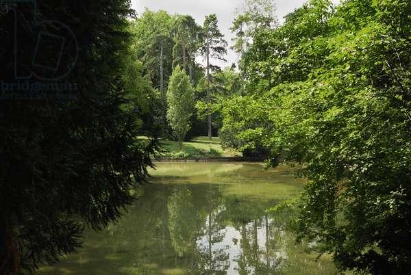 La Malmaison/Parc de Bois Preau/Mansion of Napoleon and Josephine de Beauharnais/Rueil Malmaison/Hauts de Seine/France