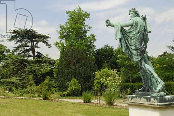 La Malmaison/Residence of Napoleon and Josephine de Beauharnais/Rueil Malmaison/Hauts de Seine/France