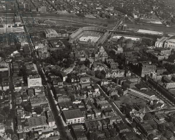 University of Pennsylvania, 26 June 1936 (b/w photo)