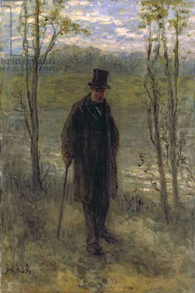 The Twilight of Life, c.1907