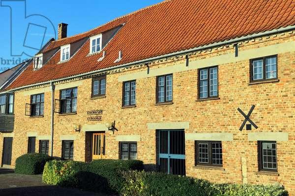 Thoresby College, Kings Lynn, Norfolk (photo)