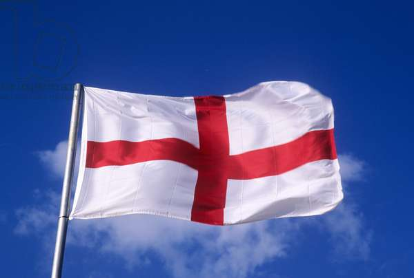 St. George's Flag (photo)