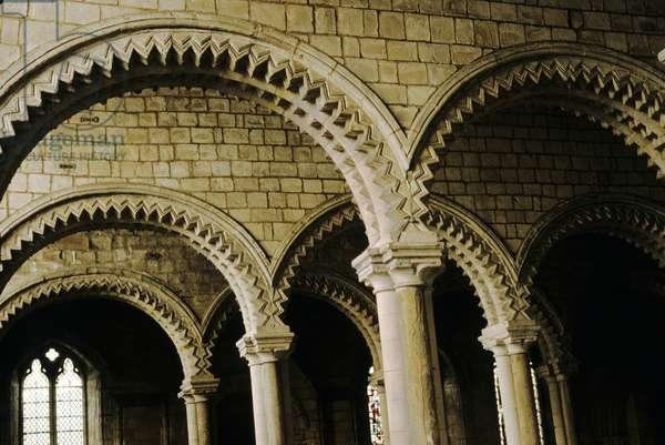Norman architecture, Galilee Chapel (photo)