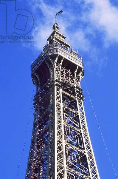 Blackpool Tower, Lancashire  (photo)