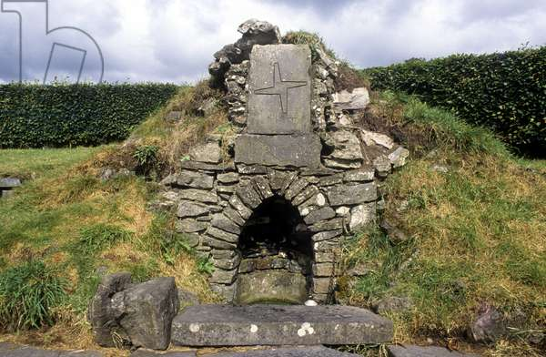 St. Brigid's Well (photo)