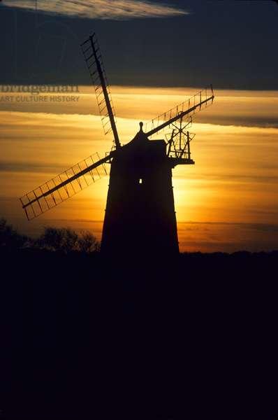 Burnham Overy Windmill (photo)