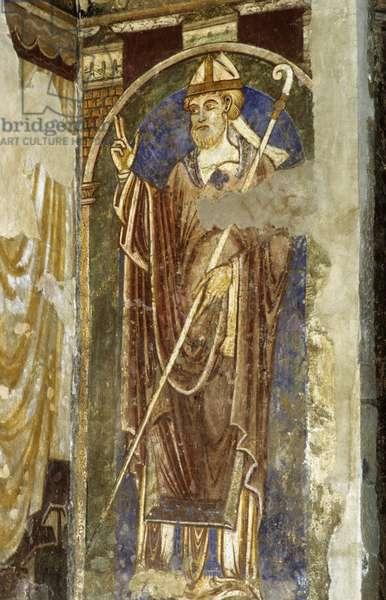 St. Cuthbert (wall painting)
