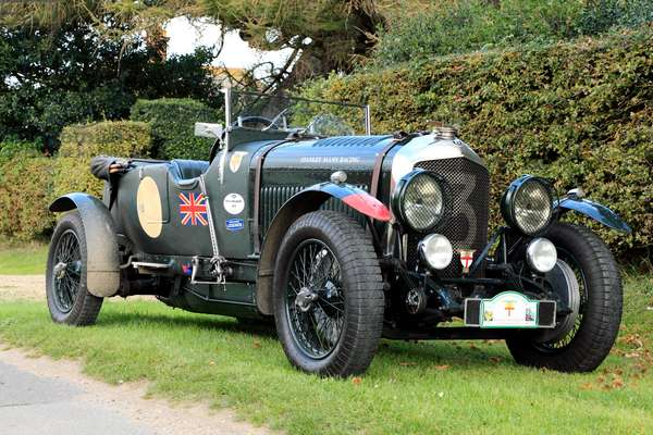 1924 Bentley 'Red Label' Tourer (photo)