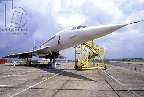 Concorde (photo)