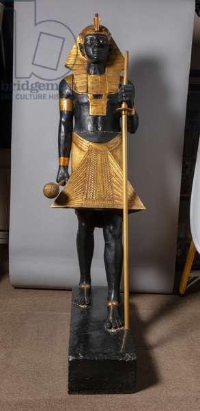Replica Ka Statue, 1924 (wood)