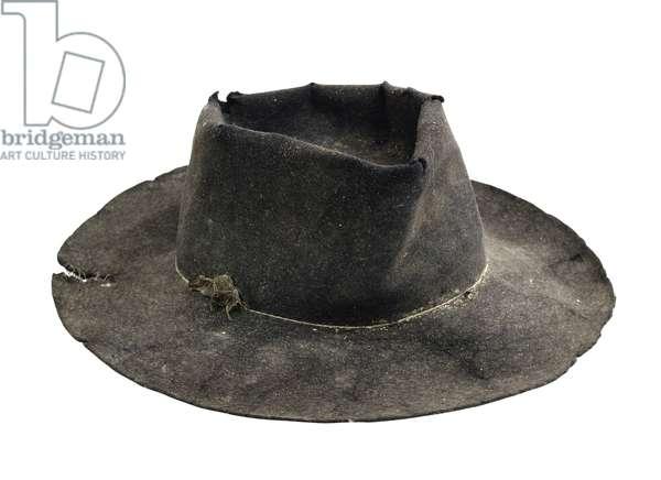 Slouch hat (felt)