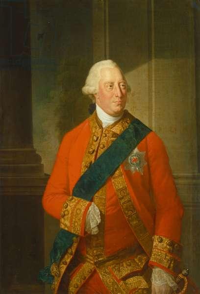 George III of Britain, 1779 (oil on canvas)