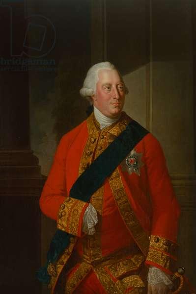 George III, 1779 (oil on canvas)