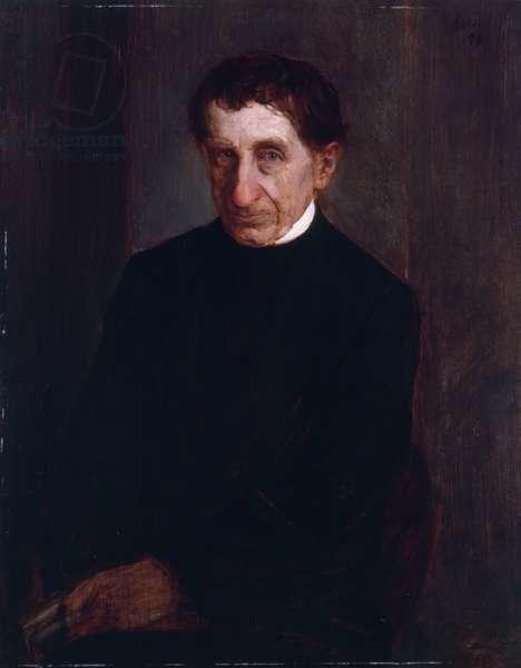 Ignaz von Dollinger, 1878 (oil on canvas)