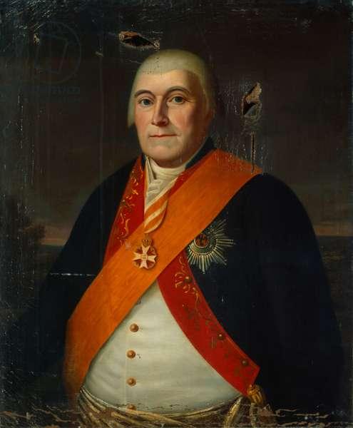 Field Marshal Wilhelm Magnus Bruenneck, after 1805 (oil on canvas)