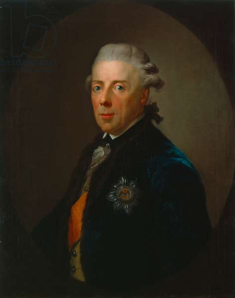 Friedrich Heinrich Ludwig, Prince of Prussia, after 1785 (oil on canvas)
