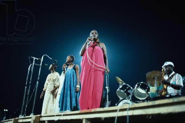 Miriam Makeba (also known